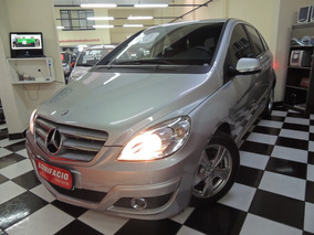 Mercedes-benz/ B170 1.7- Gasolina - Prata - Completo - 2009