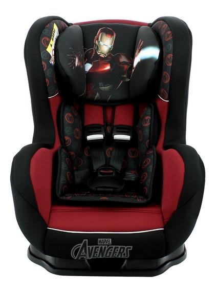 Cadeira Auto Bebê Homem De Ferro Marvel - 0 A 25 Kg