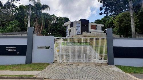 Terreno À Venda, 607 M² Por R$ 420.000,00 - Campo Comprido - Curitiba/pr - Te0198