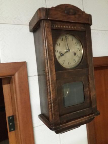 Relógio Gustav Becker - Parede