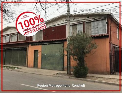 Propiedad Comercial Y Habitacional En Conchalí