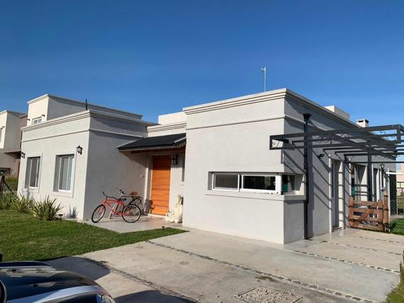 Casa A Estrenar En Venta Santa Juana Canning