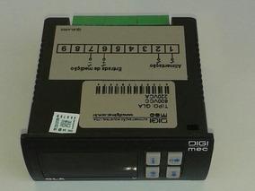 Indicador De Voltagem Digimec 600vcc