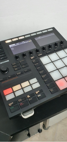 Controladora Maschine Mk3 Native Instruments
