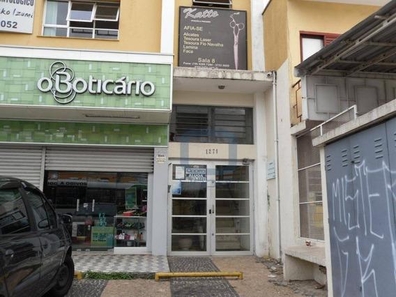 Sala Para Alugar, 45 M² Por R$ 1.000/mês - Taquaral - Campinas/sp - Sa0112