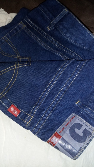 Pantalón Jean Fus Usa Talle 34 Modelo 512 Sin Uso