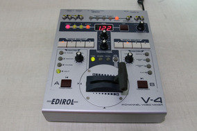 Mixer De Vídeo Edirol V4