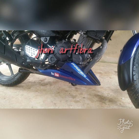 Spoiler De Motor Fazer 150.