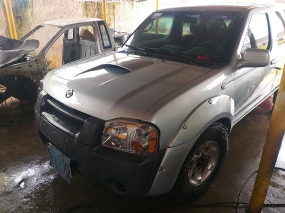 Nissan Frontier 2004 2.8 Se Cab. Dupla 4x2 4p