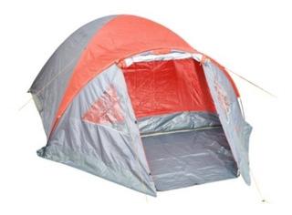 Carpa Iglu 6 Personas Doble Techo Camping Campamento Calidad Premium Facil Armado
