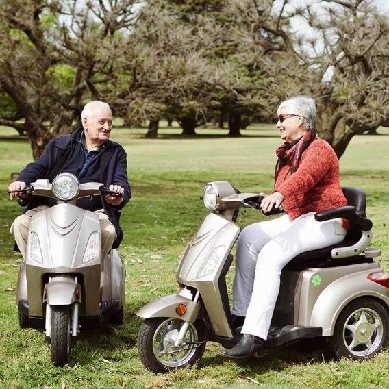 Triciclo Electrico Golf Master / Envío Gratis Eco Alsina