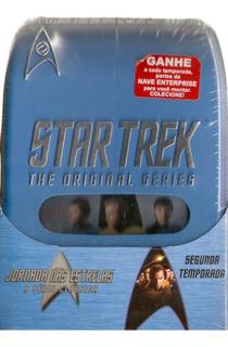 Box Star Trek -the Original Series-segunda Temporada-novo***