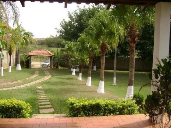 Chácara Residencial À Venda, Recanto Das Águas, Paulínia. - Ch0058