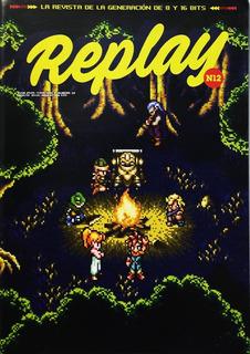 Replay #12 - Videojuegos Retro Dinamic Micro Machines