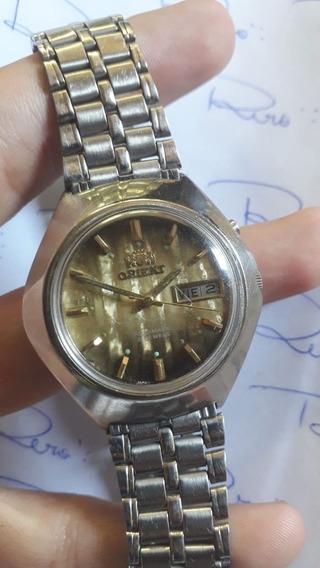 Relógio Orient - Automático - Impecável - Antigo!!! - R398