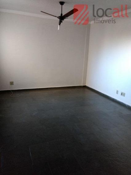 Apartamento Com 2 Dormitórios Para Alugar, 80 M² Por R$ 750/mês - Jardim Americano - São José Do Rio Preto/sp - Ap1256