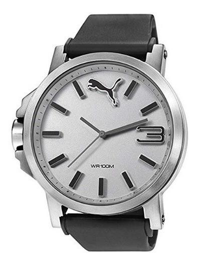 Puma Enpu102941007 Reloj Análogo Hombre 50mm