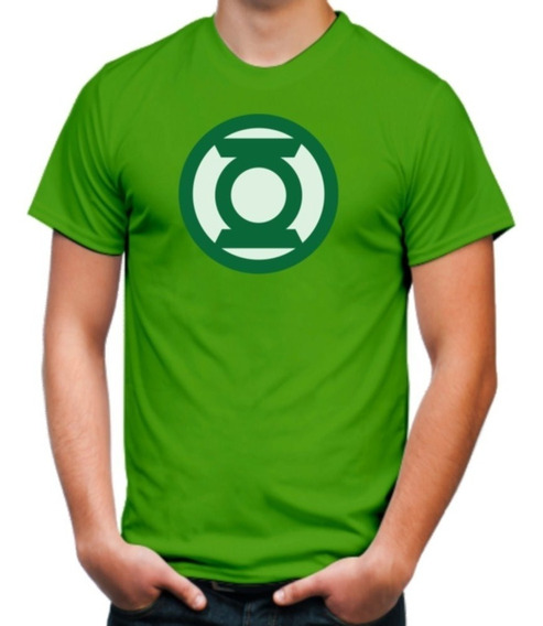 Kit De Camisetas, Camisas Lanterna Verde, Bazinga, Flash Hq