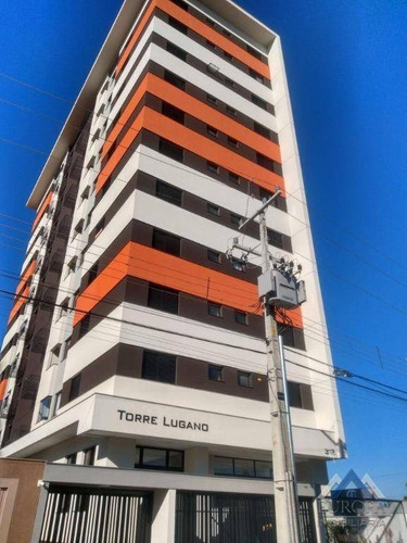 Apartamento Com 2 Dormitórios À Venda, 60 M² Por R$ 320.000,00 - Centro - Cambé/pr - Ap0921