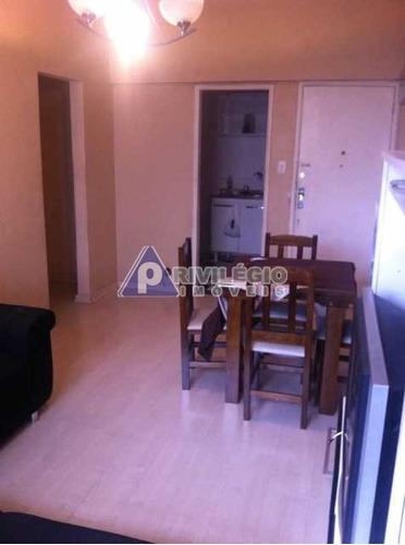 Imagem 1 de 13 de Apartamento À Venda, 1 Quarto, Centro - Rio De Janeiro/rj - 8541