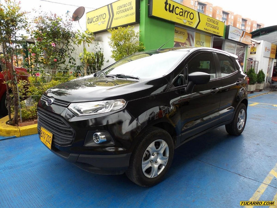 Ford Ecosport 2000cc Mt