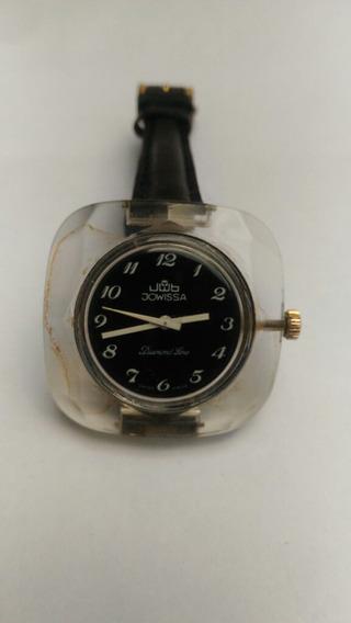 Relógio Jowissa Made Swiss Ñ Mido, Tissot, Seiko, Omega