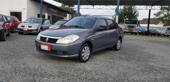 Renault Symbol 1.6 16v Expression Hi-flex 4p 2010