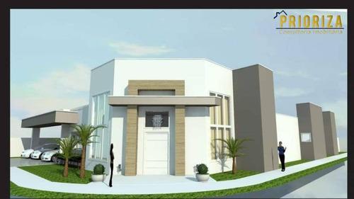 Imagem 1 de 5 de Casa Com 3 Dormitórios À Venda, 447 M² Por R$ 300.000,00 - Condomínio Village Ipanema - Sorocaba/sp - Ca0446