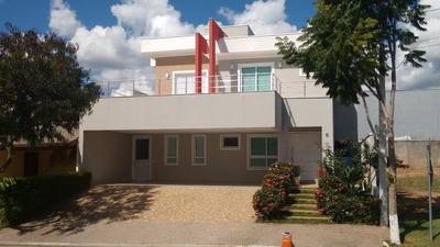 Casa Residencial À Venda, Condomínio Fiorella, Valinhos. - Ca2602