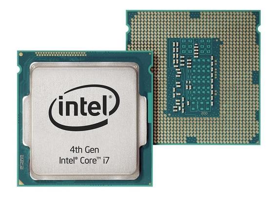 Processador Intel I7-4770 - 3,90 Ghz, Lga 1150, Oem + Nfe