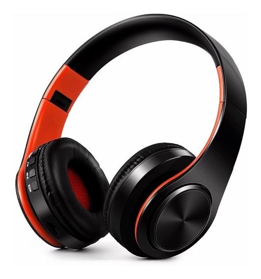Fone Bluetooth,rádio Fm,slot Cartão Memória,slot P2 Cabo