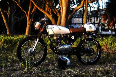 Stark-honda Mk-i Cafe Racer