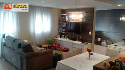 Apartamento Residencial À Venda,vila Augusta, Guarulhos. - Codigo: Ap0059 - Ap0059