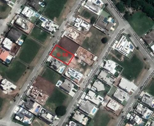 Imagem 1 de 1 de Terreno À Venda, 700 M² Por R$ 1.100.000,00 - Condomínio Reserva Do Paratehy - São José Dos Campos/sp - Te0490
