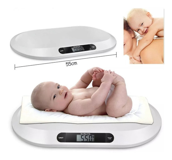 Bascula Para Bebe Digital 20kg Pediatrica Peso