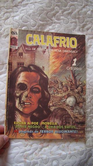 Revista Calafrio, Nª 1 - Rarísima