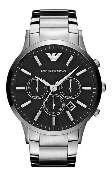 Relogio Armani - Ar2460 3 Cronografos Emporio Armani