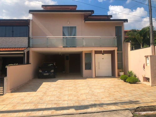 Imagem 1 de 29 de Casa À Venda, 214 M² Por R$ 720.000,00 - Condomínio Residencial Mirante Do Lenheiro - Valinhos/sp - Ca0586