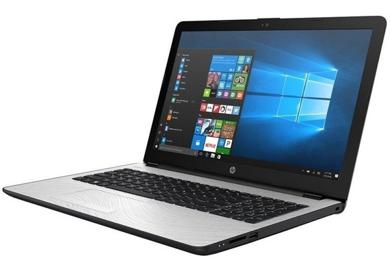 Notebook Hp 15-bs031wn I3-7100u 2.4ghz / 4gb / 1tb / 15.6