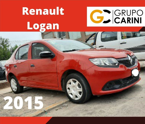 Renault Logan 1.6 Authentique Plus 85cv 2015