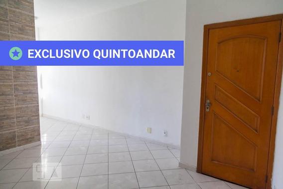 Apartamento No 1º Andar Com 2 Dormitórios E 1 Garagem - Id: 892966001 - 266001