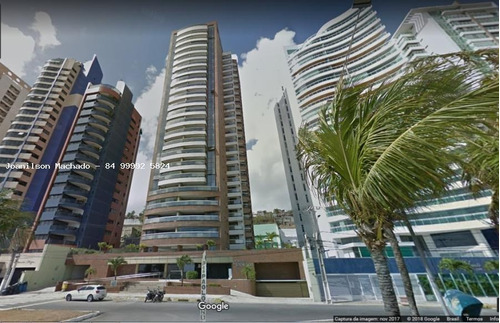 Apartamento Para Venda Em Natal, Areia Preta - Portal Da Enseada, 4 Dormitórios, 4 Suítes, 6 Banheiros, 4 Vagas - Ap0793_2-752577