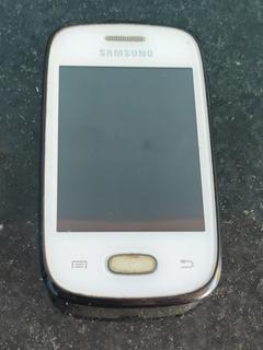 Celular Pocket Modelo: Gt-s5310b (**não Liga**)