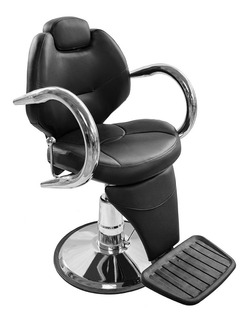 Silla Sillon Barberia Hidraulico Peluqueria Reclinable Salon