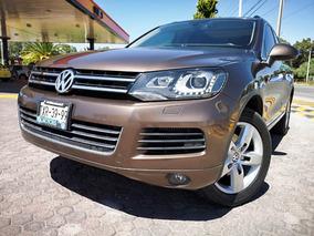 Volkswagen Touareg 2013 Diesel Td Tdi Posible Cambio