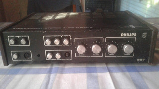 Amplificador Philisps 527 Para Repuesto No Funciona