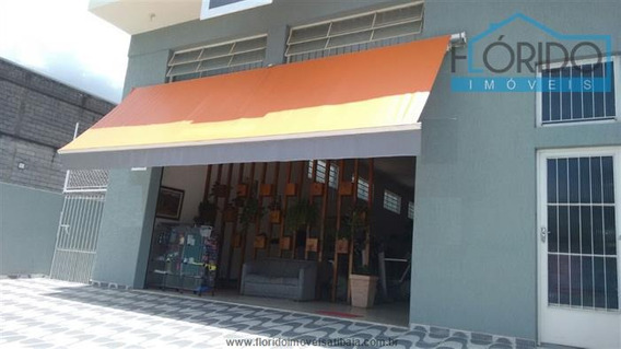 Salões Comerciais À Venda Em Bom Jesus Dos Perdões/sp - Compre O Seu Salões Comerciais Aqui! - 1399552