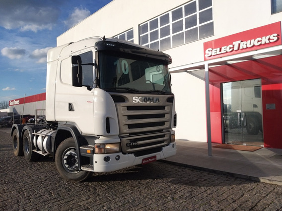 Scania G 420 Bug Pesado - Selectrucks