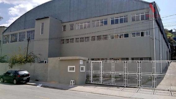 Galpão Industrial Para Locação, Vila Engenho Novo, Barueri. - Ga0164