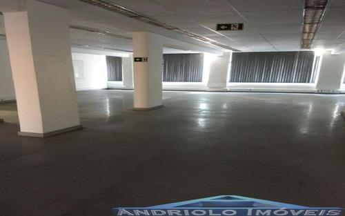 Imagem 1 de 7 de Sala Comercial Locação República,  288m²  - Cj56